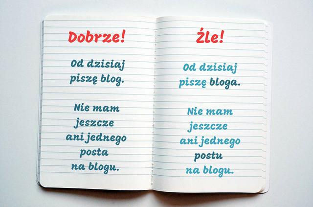 Błędy językowe